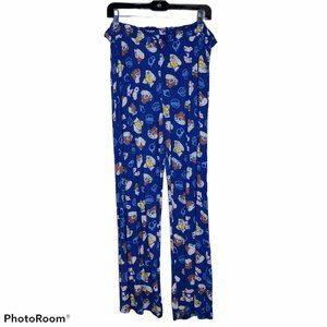 Disney Chip 'N Dale Graphic Pajama Pants Girls 2X